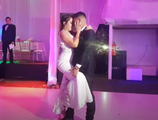Coreografía de bodas